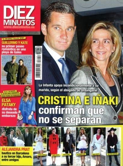 La infanta Cristina e Iñaki Urdangarín, no se separan ...