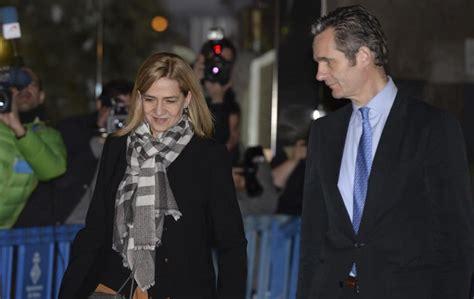 La infanta Cristina prepara su divorcio de Iñaki ...