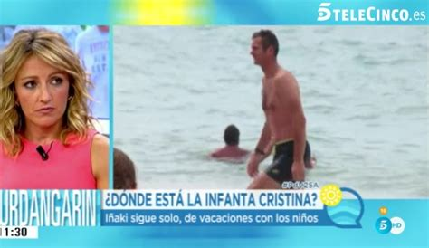 La infanta Cristina y Urdangarin pasan el verano separados ...