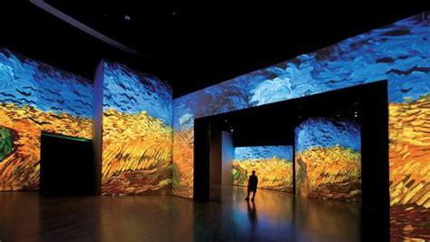 La inmersiva exposición  Van Gogh Alive  llegará a Madrid ...