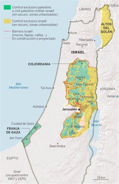 La interminable ocupación israelí de Palestina: 50 años ...