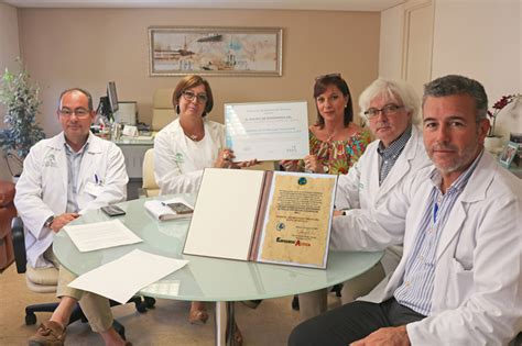 La International Nursing Network concede un premio a la ...