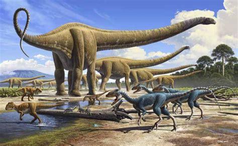 La investigación se centra en la extinción del Triásico ...