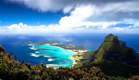 La Isla de Lord Howe en Australia