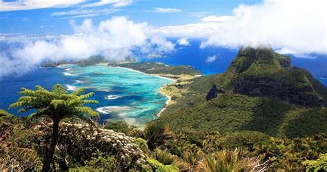 La Isla de Lord Howe, un auténtico paraíso en la Tierra