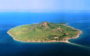 La Isla del Barón un enclave ecológico en el Mar Menor