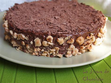 La Jícara de Chocolate: Tarta Ferrero Rocher Sin Gluten y ...