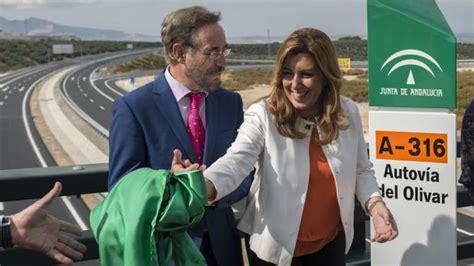 La Junta de Andalucía olvida diez carreteras estratégicas ...