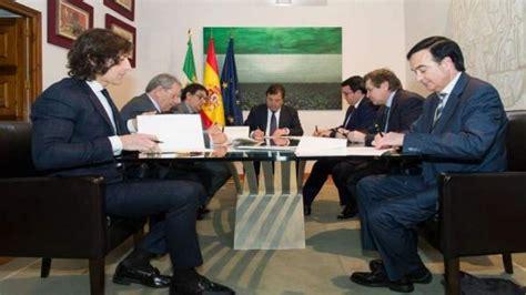 La Junta de Extremadura firma un convenio para promover la ...