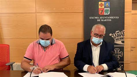 La Junta y el Ayuntamiento de Martos destinarán 400.000 ...