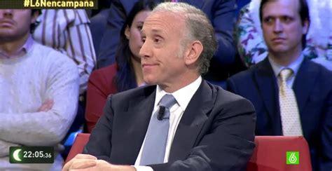 La justicia embarga el sueldo de Eduardo Inda en La Sexta ...
