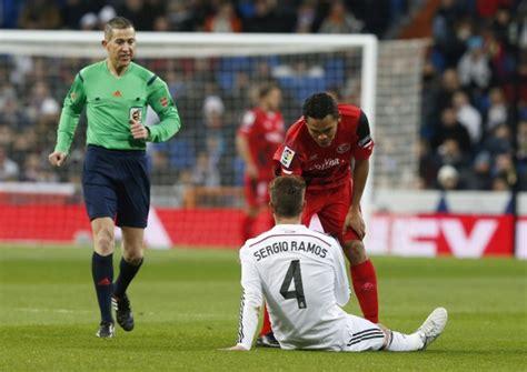 La lesión de Sergio Ramos es peor de lo esperado: será ...