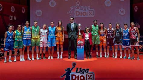 La Liga Femenina Dia se presenta por todo lo alto a rebufo ...