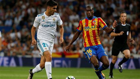 La Liga: Real Madrid   Valencia, en directo