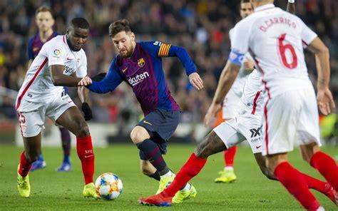 La Liga: Sevilla Vs Barcelona, See Team Line up | Nigeria News