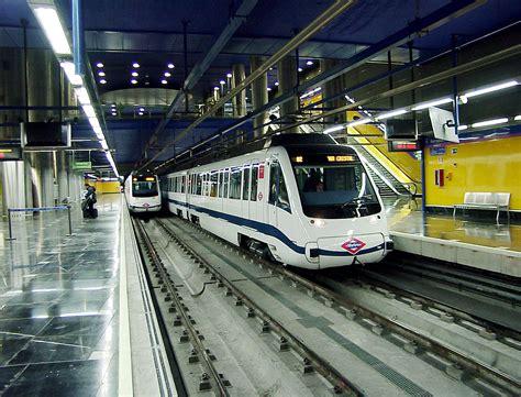 La línea 1 de Metro, cortada entre Tetuán y Chamartín del ...