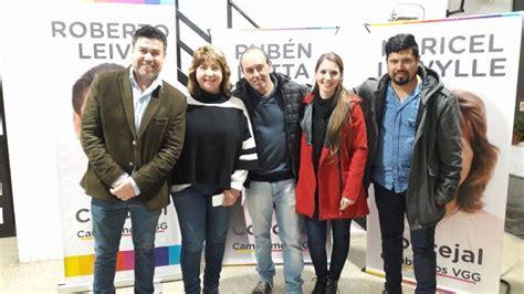 La lista de Roberto Leiva arrasó en las Internas de ...