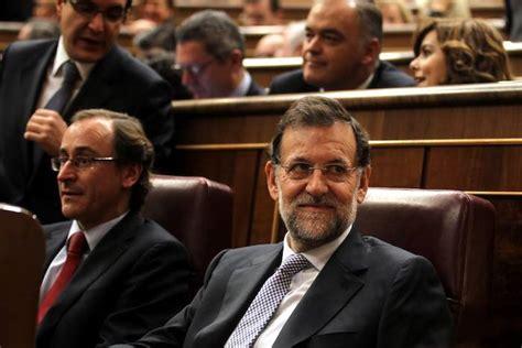 La  lista definitiva  de los ministros de Mariano Rajoy ...