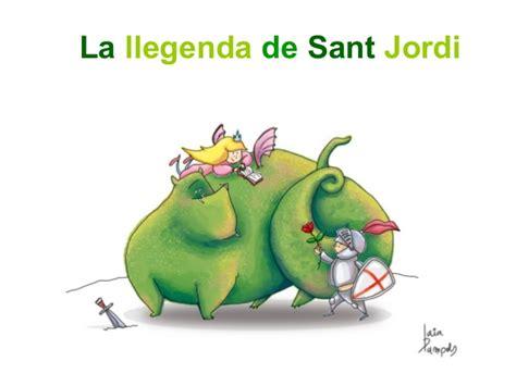 La llegenda de Sant Jordi a P3