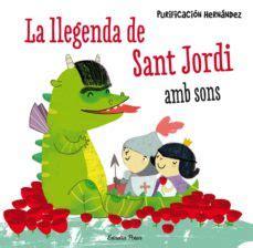 LA LLEGENDA DE SANT JORDI. AMB SONS   VV.AA.   Comprar ...