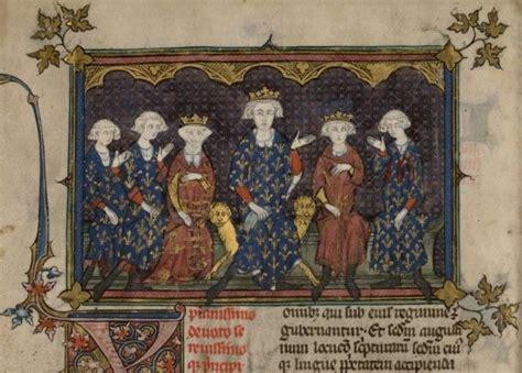 La maldición de Felipe IV de Francia   Archivos de la Historia