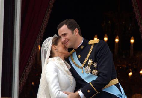 La maldición de la boda del rey Felipe VI y Letizia Ortiz