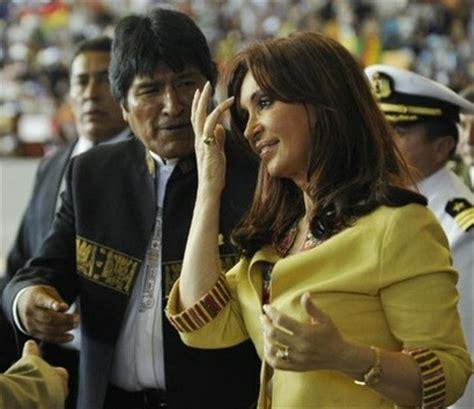 La más elegante y extravagante: la presidenta de Argentina ...