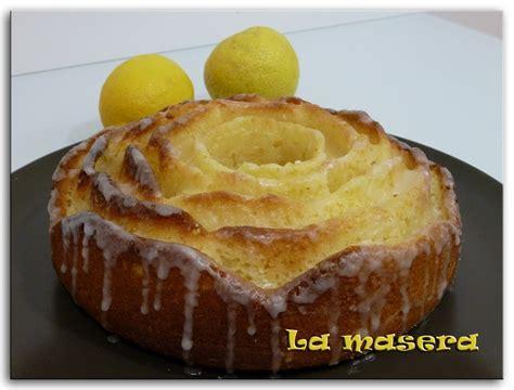La masera: Bizcocho de limón  Thermomix