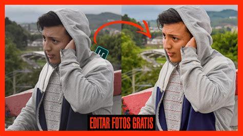 La MEJOR APLICACIÓN para EDITAR FOTOS en Android/iPhone ...