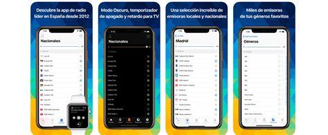 La mejor aplicación para escuchar la radio en tu móvil