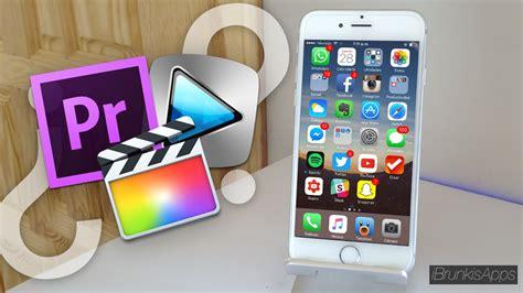 La Mejor App Para Editar Tus Vídeos Desde tu iPhone, iPad ...