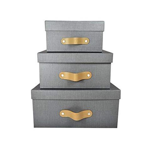 La Mejor Comparación De Cajas Decorativas Con Tapa ...