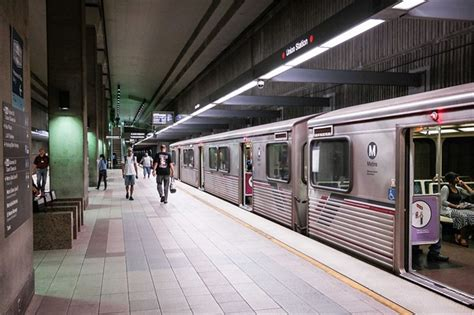 LA Metro makes T Mobile cell service available on Red ...