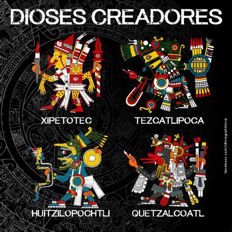 La mitología mexica o mitología azteca es una extensión ...