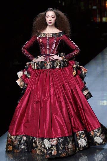 LA MODA: La evolución de la moda