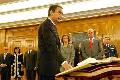 La Moncloa. Gobiernos de la IX Legislatura [Gobierno ...