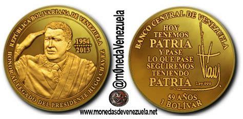 La Moneda de Chavez. Conmemorativa en Honor al Legado del ...