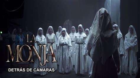 La Monja   Detrás De Cámaras 2018   YouTube