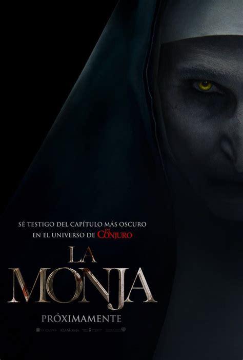 LA MONJA lanza trailer y fecha de estreno en Perú ...