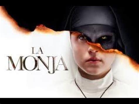La monja película completa  español  2018   YouTube