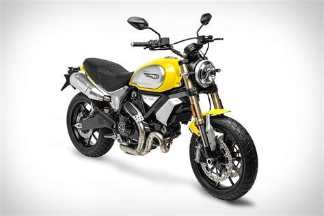 La Moto Ducati Scrambler 1100 de 2018   Uncrate
