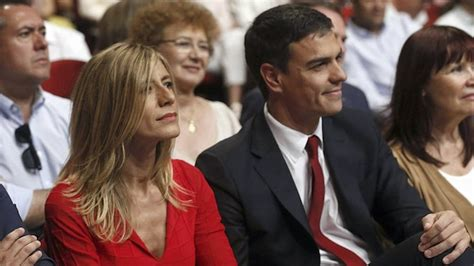 La mujer del presidente del Gobierno, Pedro Sánchez, es ...