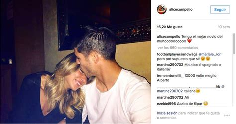 La mujer que sacó de la depresión a Álvaro Morata   ICON ...
