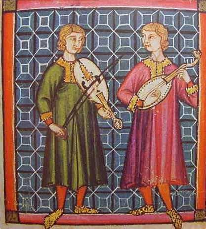 La música en la Edad Media: 02/12/13