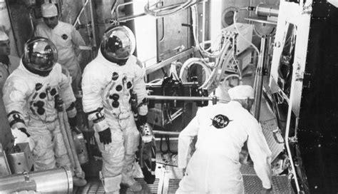 La NASA muestra imágenes inéditas de la preparación de los ...