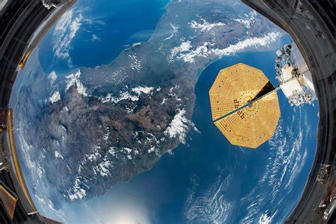 La NASA tomo una foto de México desde el espacio, y es ...