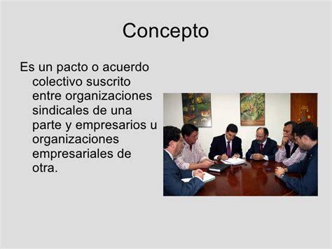 La Negociación Colectiva   Los Convenios Colectivos