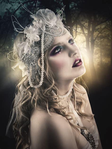 La ninfa del bosque by RebecaSaray on DeviantArt