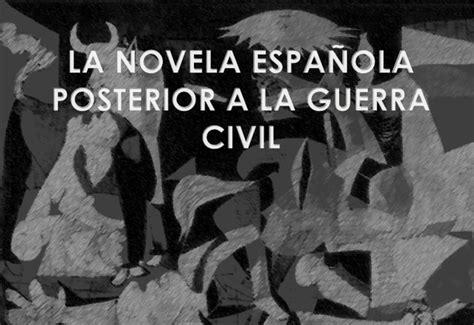La novela española  1939 1970  timeline | Timetoast timelines