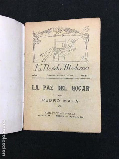 la novela moderna. año i. madrid. c.1925. nº. 1   Comprar ...